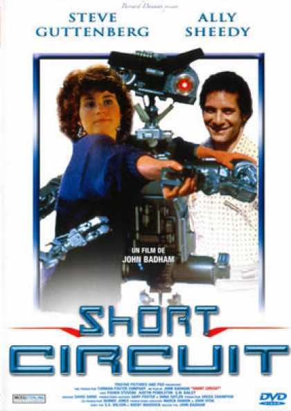 French DVDs - Short Circuit