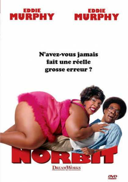 French DVDs - Norbit