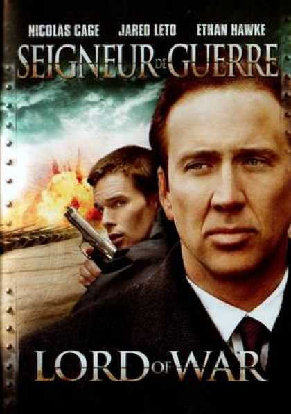 French DVDs - Lord Of War