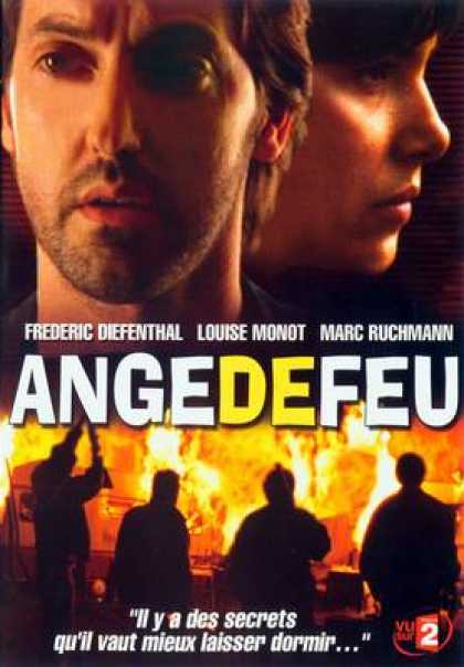 French DVDs - Ange De Feu