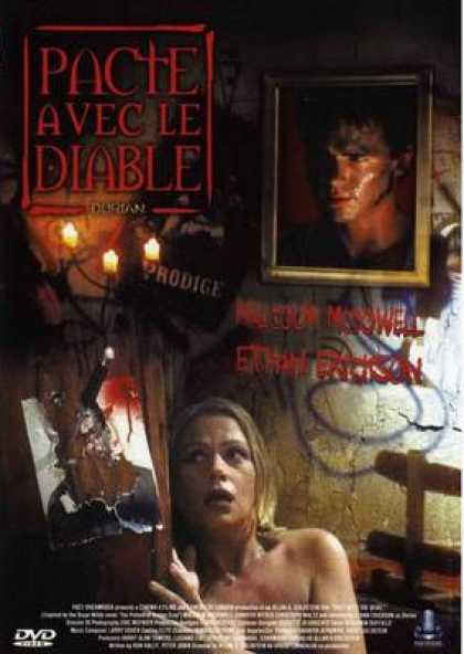 French DVDs - Pact With The Devil