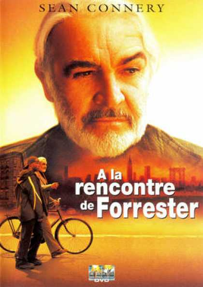 French DVDs - A La Rencontre De Forrester