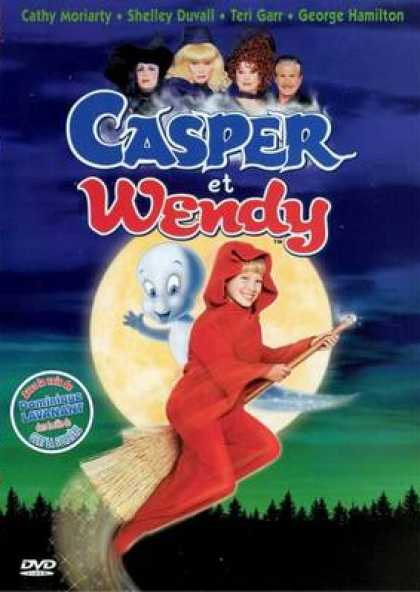 French DVDs - Casper And Wendy