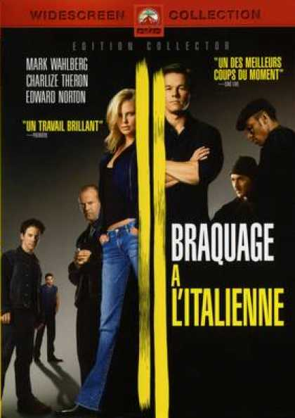 French DVDs - The Italian Job