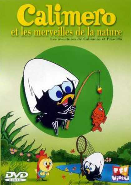 French DVDs - Calimero The Wonders Of Nature