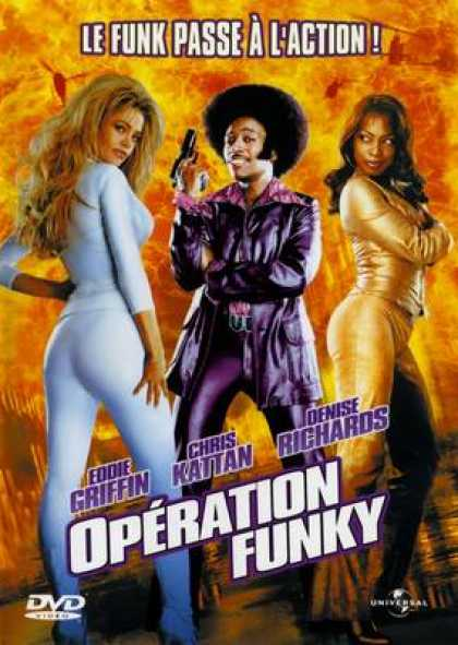 French DVDs - Operation Funky