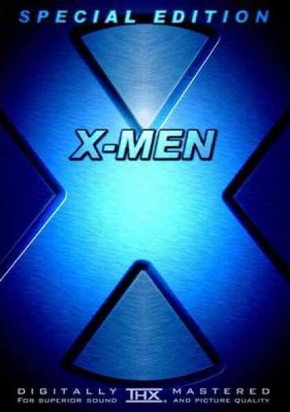 French DVDs - X Men