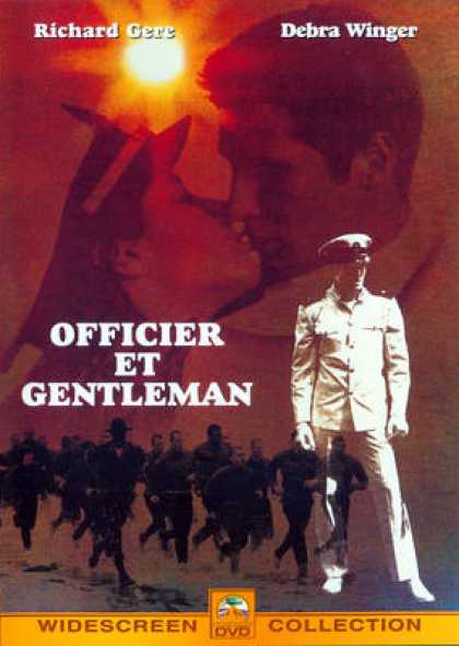 French DVDs - Officier Et Gentleman