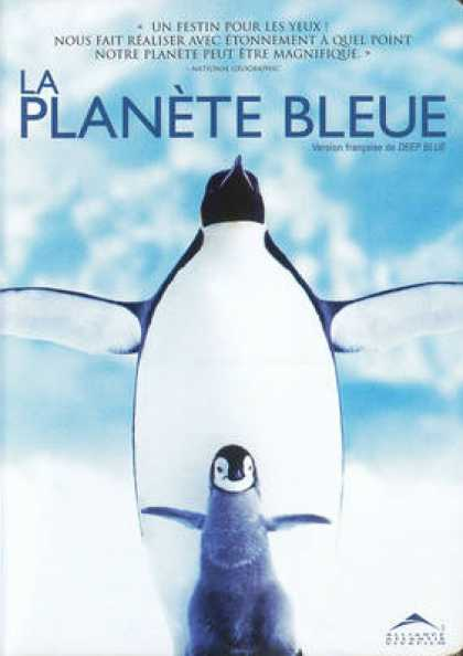 French DVDs - Deep Blue