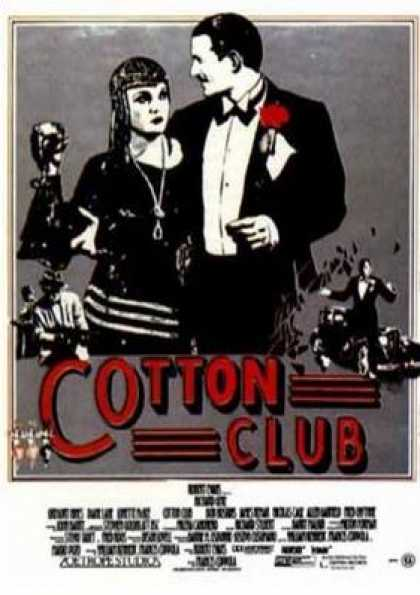 French DVDs - The Cotton Club