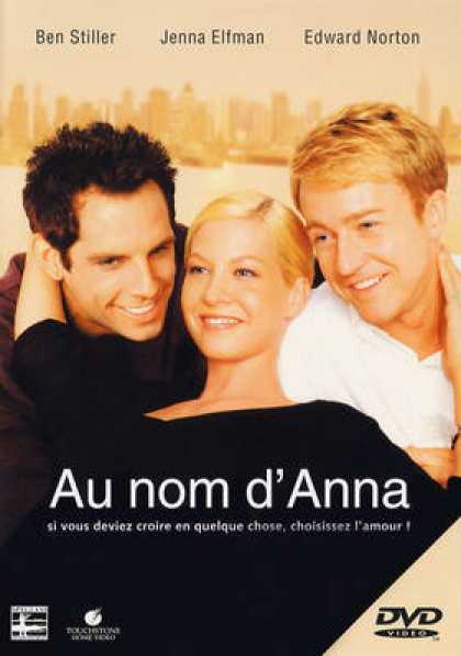 French DVDs - Au Nom D Anna
