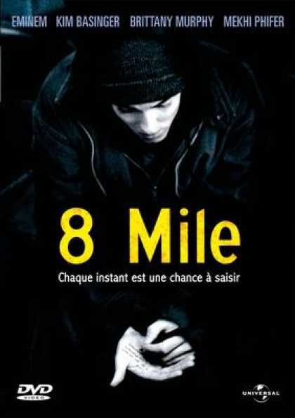 French DVDs - 8 Mile