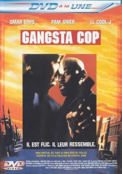 French DVDs - Gangsta Cop