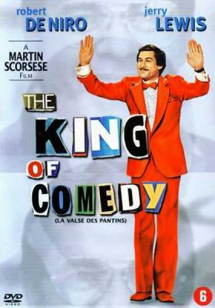 French DVDs - The King Of Comedy
