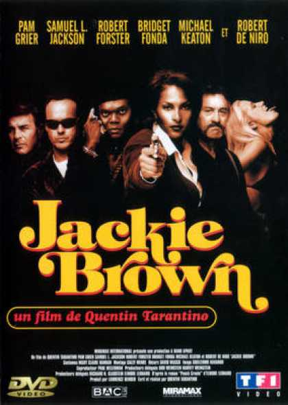 French DVDs - Jackie Brown