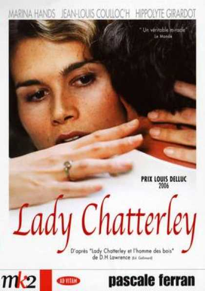 French DVDs - Lady Chatterley