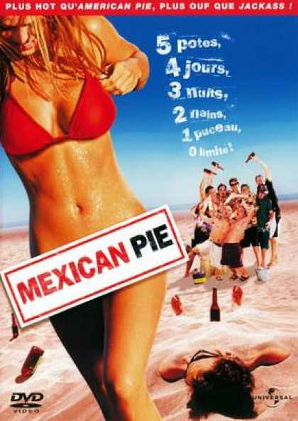 French DVDs - Mexican Pie