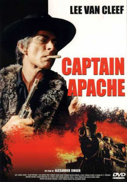 French DVDs - Captain Apache