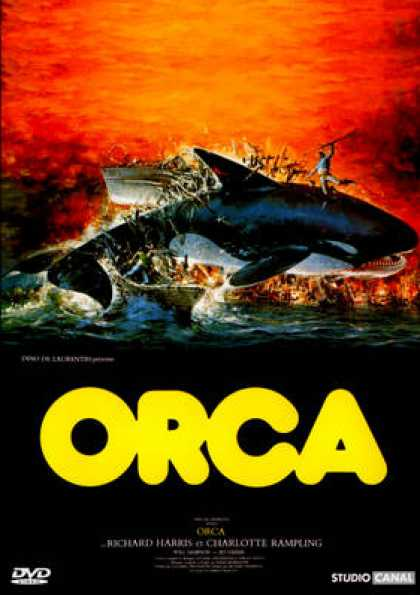 French DVDs - Orca