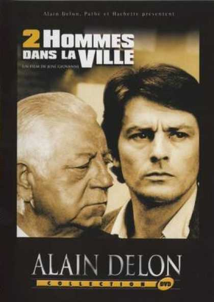 French DVDs - Two Men In Town