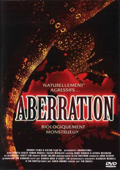 French DVDs - Aberration