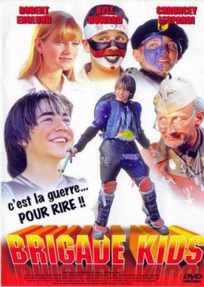 French DVDs - Brigade Kids