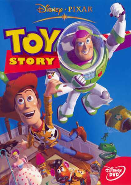 French DVDs - Toy Story 2