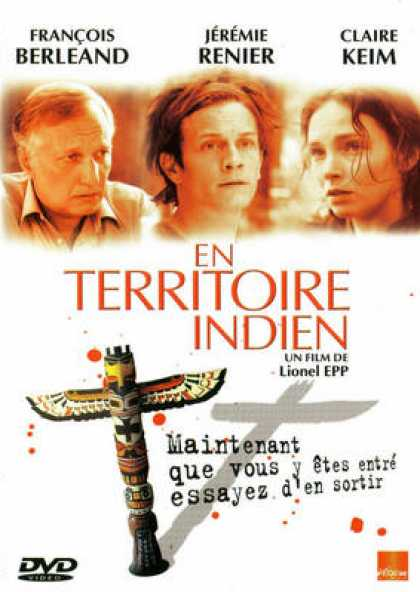 French DVDs - En Territoire Indien