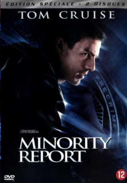 French DVDs - Minority Report