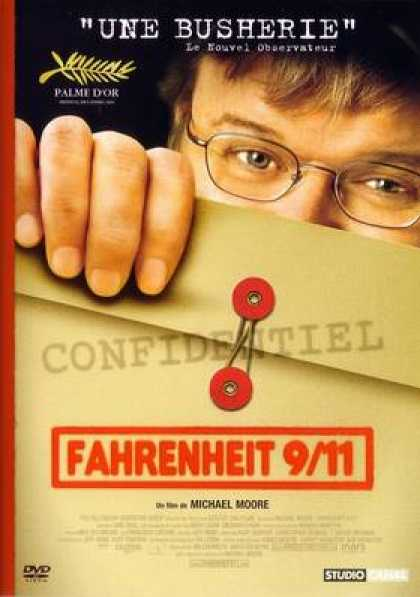 French DVDs - Fahrenheit 9/11