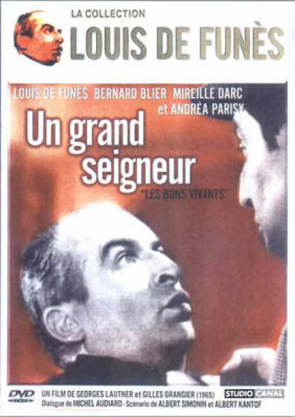 French DVDs - Un Grand Seigneur