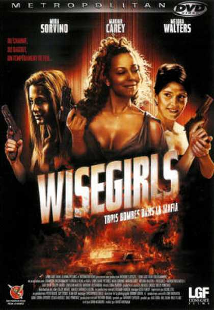French DVDs - Wisegirls