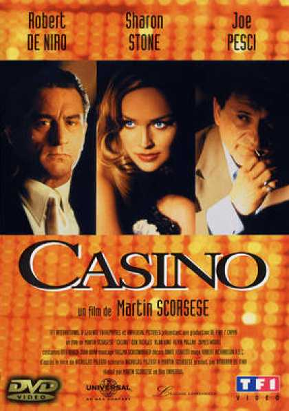 French DVDs - Casino