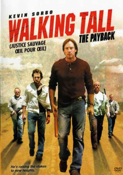 French DVDs - Walking Tall: The Payback