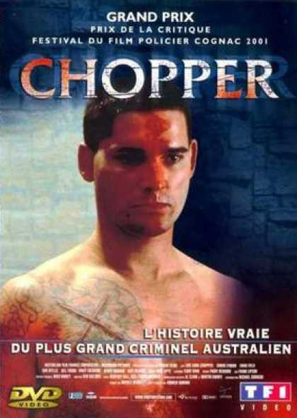 French DVDs - Chopper