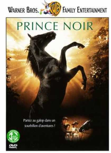 French DVDs - Prince Noir