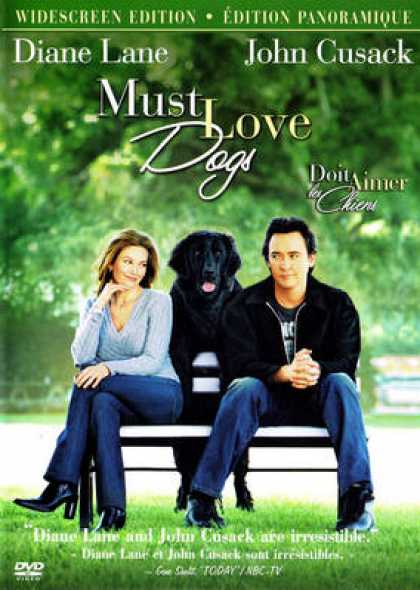 French DVDs - Must Love Dogs FRENCH ENGLISH