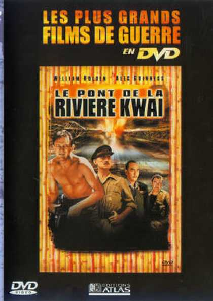 French DVDs - Bridge On The River Kwai