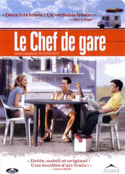 French DVDs - The Station Agent