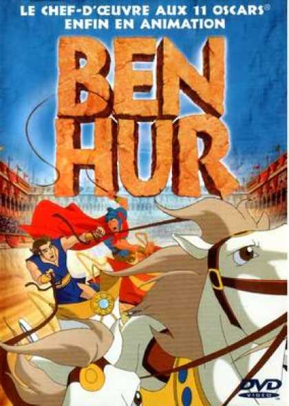 French DVDs - Ben Hur