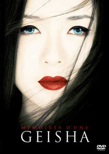 French DVDs - Memoirs Of A Geisha