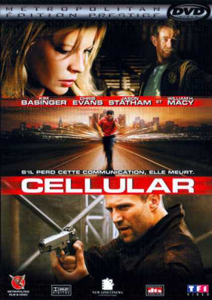 French DVDs - Cellular
