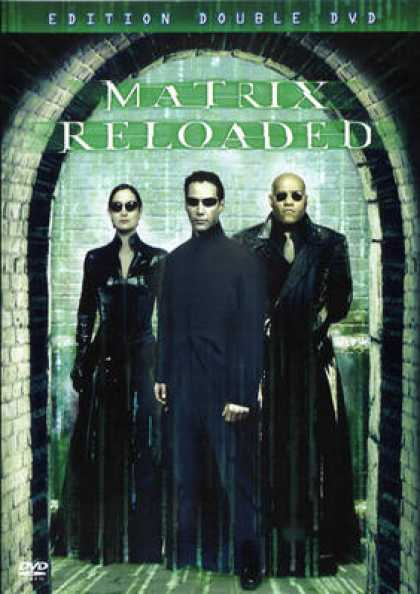 French DVDs - Matrix Reloaded