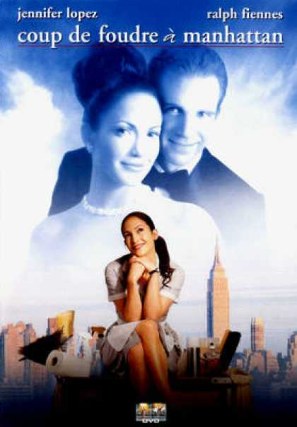 French DVDs - Maid In Manhattan