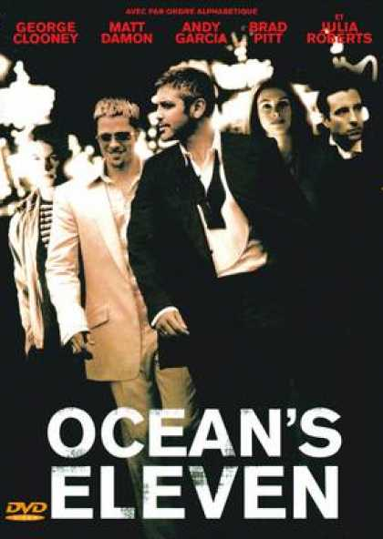 French DVDs - Ocean's Eleven