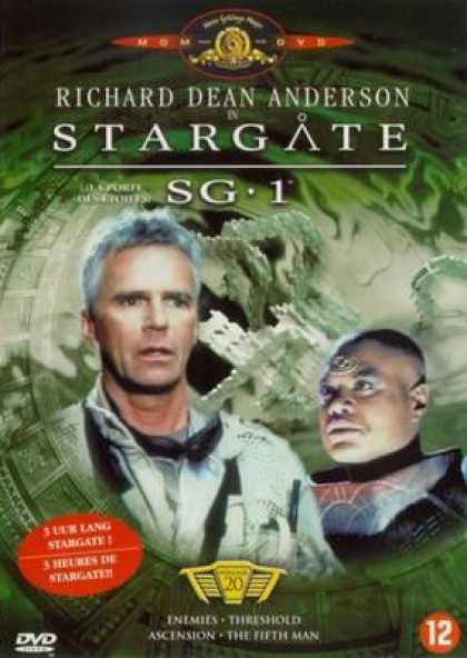 French DVDs - Stargate Sg 1 Vol 20