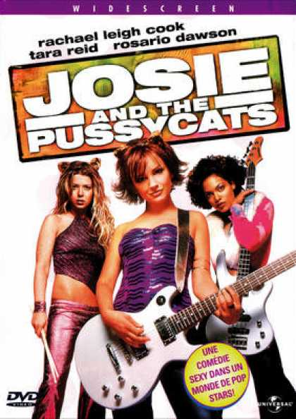 French DVDs - Josie And The Pussycats