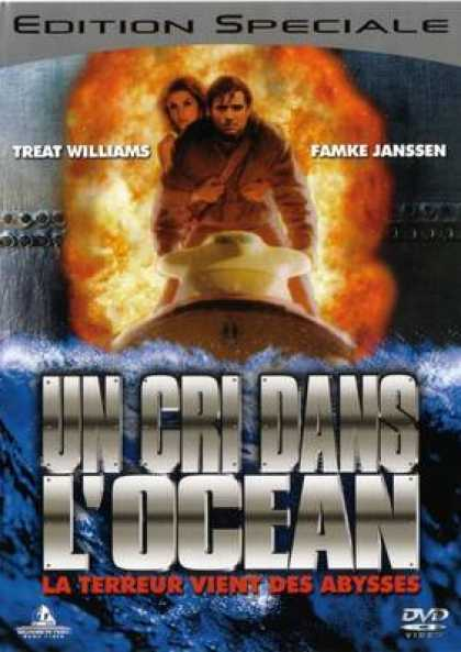 French DVDs - Deep Rising