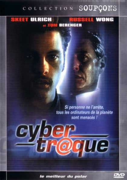 French DVDs - Cyber Traque