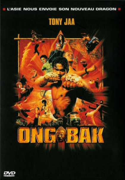 French DVDs - Ong Bak